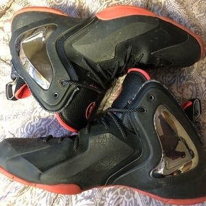 Nike Gumbo Penny-posites